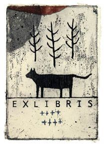 Image result for printmaking ex libris