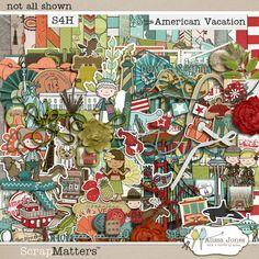 American Vacation by Alissa Jones  http://shop.scrapmatters.com/american-vacation-by-alissa-jones.html