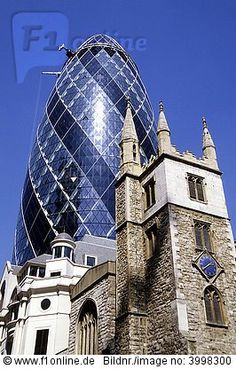 St Helen's of Bishopsgate church , london, uk | Church of St. Helen, Bishopsgate, City Of London, London, England, UK ...