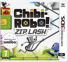 Chibi-Robo! Zip Lash (Nintendo 3DS)