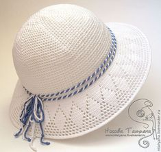 Шляпы ручной работы. Ярмарка Мастеров - ручная работа. Купить Шляпка Хочу в отпуск. Handmade. Шляпа, шляпка летняя