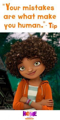 Be inspired by the movie Home. Sponsored by DreamWorks.