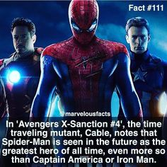 #marvel #nerd #facts  #spiderman by comics_pics- this has been true for me for a very long time