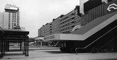 Jaarbeursplein, jaren 70