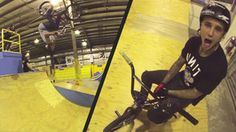How To Backflip To Fakie On A BMX With David Pinelli   Kyle Baldock's Insight, Ep. 3