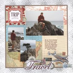 Travel/Journey-Travel Page