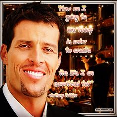 """""""How am I going to live today in order to create the life I am committed to?"""" -Anthony Robbins  (US Author & Motivational Speaker 1960-)  #quoteoftheday"""
