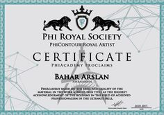 PhiContour  Royal Artist  @phibrows_bahararslan