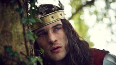 BBC - Tom Sturridge plays Henry VI - Media Centre