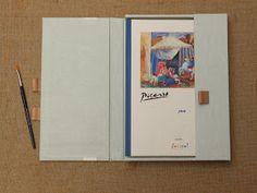 que recibió ayer Irene, esta dedicatoria cierra el libro:        El único  ejemplar   de   esta edición  se realizó  en el taller   depapel ...