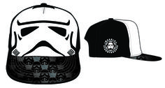 ef7ca85d3dd Star Wars Storm Trooper Baseball Hat by Concept One Accessories  StarWars  ConceptOne  Baseball Hats