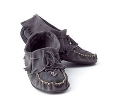 Moccasins - I used to have something similar to these.  So comfortable.