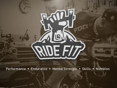 Winter exercise plan for ride fitness