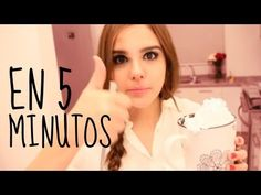 ¡PASTEL EN 5 MINUTOS ♥MICROONDAS! -Yuya - YouTube