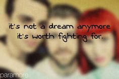 Paramore quote