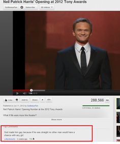 The 25 Funniest YouTube Comments Of The Year... these are pretty dang good ;)