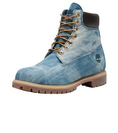 TIMBERLAND X JIMMY JAZZ exclusive collaboration Exclusive release only available at JIMMY JAZZ Special co-branding packaging Padded ankle support with contrast stitching TIMBERLAND logo on side of boot Cushioned inner sole for comfort Jimmy Jazz exclusive