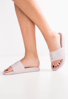no 🛒 Ballerinas, Nike Sportswear, Pool Slides, Metallica, Slip On, Rose, Silver, Shopping, Secret Santa