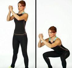 Ces 7 exercices fabuleux transformeront votre corps en seulement 4 semaines! Même le mou de bras! - Trucs et Bricolages