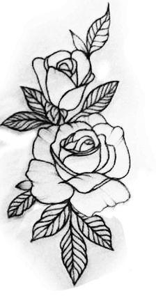 ausmalen malvorlagen gratis ausdrucken rose blumen motive zum picture   ideen   malvorlagen