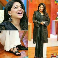 #SanamJung in a #KhadijaKarim outfit paired with studded sandals by #Charles&Keith on today's episode of #JagoPakistanJago  #followme #insta #instagram #instapic #instagood #instafollow #instalife #instalike #instalove #instafashion #instafame #instafamous #lifestyle #style #model #samysays #love #peace #glam #glamour #artist #fashion #fashionista #fashionblogger