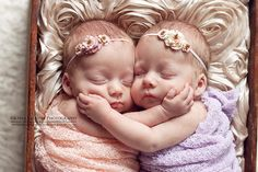 I hope to be blessed to have twins one day