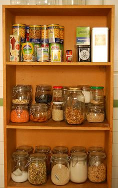 MUST HAVE IN PANTRY | ... missy asking what are the must have pantry and freezer items that