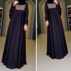 Niqab Fashion, Muslim Fashion, Modest Dresses, Simple Dresses, Hijab Style Dress, Dress Up, Mode Abaya, Modele Hijab, Hijab Fashion Inspiration