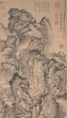 2013年10月1日(火)~11月24日(日)、東京国立博物館・東洋館で開催されている特別展「上海博物館 中国絵画の至宝」。上海博物館の一級文物(中国の国立博物館が所蔵する最高レベルの文物)が出展作品の50%(18件)を占めているという。