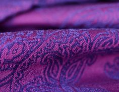 Paisley Paradox size 6 4.70m by Artipoppe on Etsy
