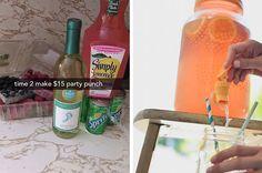 14 Big-Batch Cocktails That Won't Break The Bank
