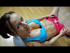 Zuzana is no longer with Bodyrock tv but this is a cool workout. Check her out on her own workout site, Zuzka Light's Channel on youtube.