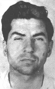 """Charles """"Lucky"""" Luciano (1897 - 1962) Organized Crime Figure. One of the most famous of the New York City, New York crime figures, he was considered the first head of the modern Genovese Organized Crime Family."""