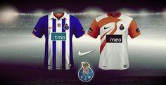 Porto Uniforme 2011/2012 - Portugal - FC - Time - club - football - futebol - soccer - calcio - sport - esporte - shirt -