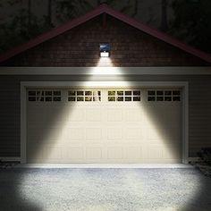 Solarleuchte,Solarlampen Bewegungsmelderlicht Solarleuchten Außen  Betriebene Außenleuchte 20 LED,Solar Wandleuchte,Energiesparende  Wasserdichte