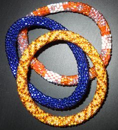 LF Colors Roll on Bracelets from Nepal! Always fair trade and sold at the #LFMustardSeed. #GoSCOUTS!