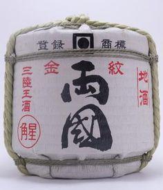 Ryogoku komotaru | kakuboshi | 本醸造酒 菰樽(こもたる) 3.6L - 角星(株)