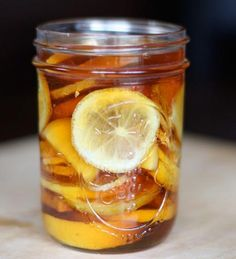 Natures Flu Shot:  Juice of 6 Fresh Lemons  1 Bulb Garlic  2 Tbsp. Local Honey  3 Cups Pineapple Juice  ¼ Tsp. Cayenne Powder  ** Do a happy dance in the kitchen, shakey shake your jar of goodness around then drink one cup four times a day until you're all better!!