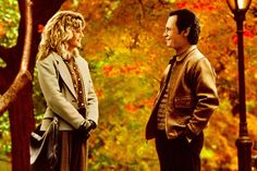 When Harry Met Sally - all I want is to be Meg Ryan in a Nora Ephron movie.