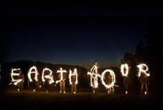 Celebrate our Amazing Planet with Earth Hour. Environmentally focused holidays are a fun way to get your kids interested in issues affecting our planet. Earth Hour is a magical way for families to help our planet by turning off the lights. Wwf Earth Hour, Planet Earth, Wwf Poster, People Around The World, Around The Worlds, Abc Education, Link And Learn, Facebook Fan Page, Climate Action