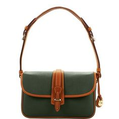 Preppy cute! Dooney & Bourke: All Weather Leather Large Equestrian {I had this exact bag when I was in middle school}