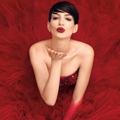 Kiss and make up with Anne Hathaway. We dare you.