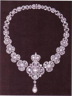 Queen Victoria Jewels | Queen Victoria's Golden Jubilee Necklace