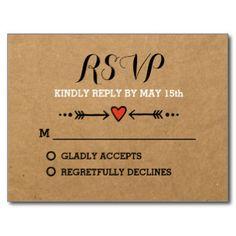 funny rsvp wedding invites - Google Search