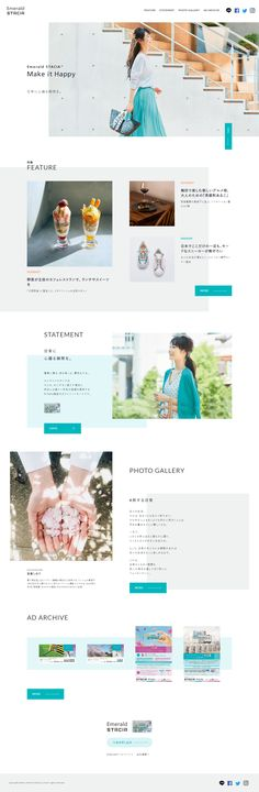 Homepage Design, Newsletter Design, Web Design Trends, Web Layout, Layout Design, Site Vitrine, Ui Web, Typographic Design, Website Design Inspiration
