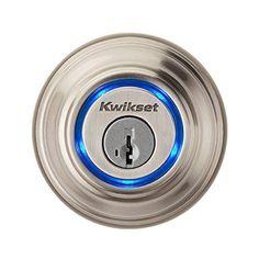 Kwikset Kevo Smart Lock with Keyless Bluetooth Touch to O...