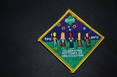Girl Scouts of Central and Western Massachusetts 100th Patch