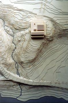 Architectural Model | Johan Celsing Arkitektkontor