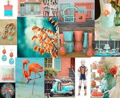 Julie Howlin Aura Soma Inspiration Equilibrium bottle #93 Hansel Pale coral/turquoise