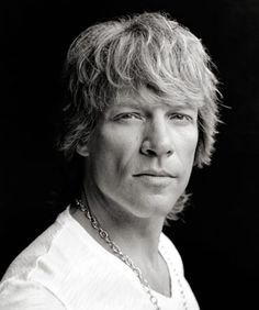Jon Bon Jovi by Richard Phibbs